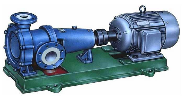 feed pump