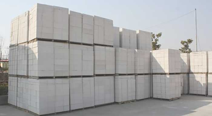 thermal insulating aerated concrete