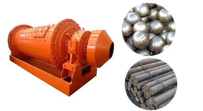 Ball Mills vs Rod Mills | How To Choose Ball Mill or Rod Mill