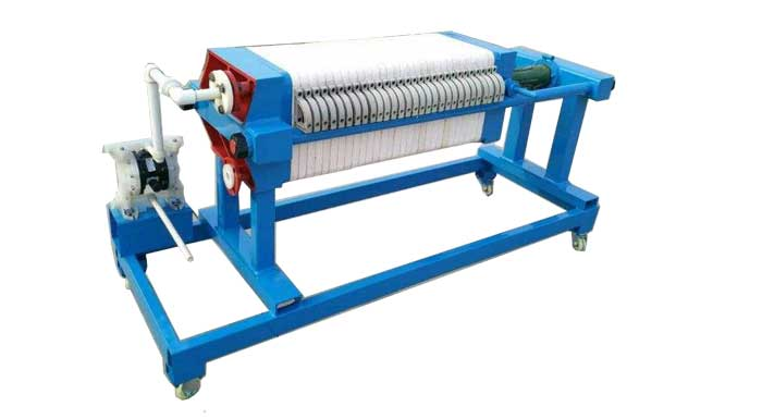 filter press machine