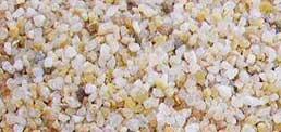 Ordinary quartz sand