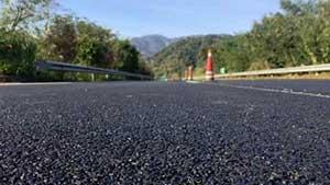 Quiet asphalt