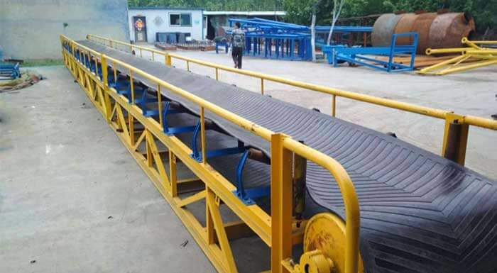 belt conveyor factory