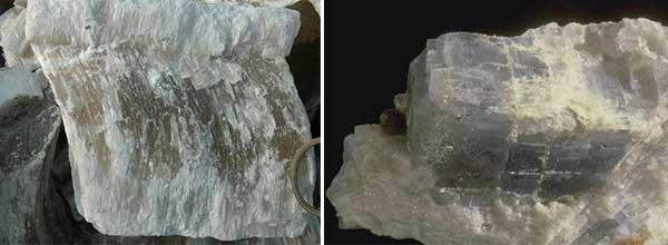 gypsum types