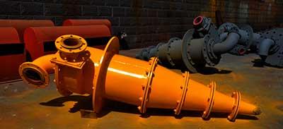 hydrocyclone manufacture