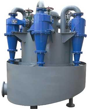 hydrocyclone system