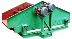 gravel dewatering machine